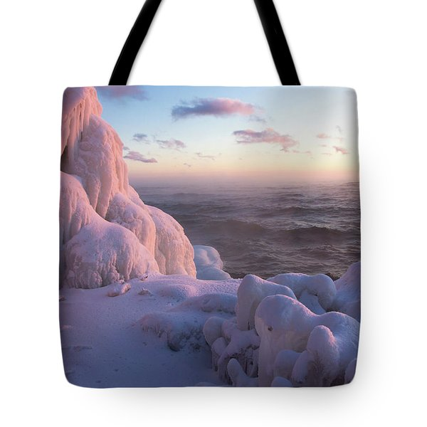 Tote Bag featuring the photograph Coolness by Mary Amerman