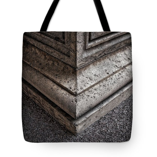Corner Tote Bag by Jerry Golab
