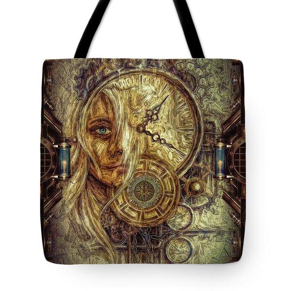 Sci-fi/fantasy Tote Bag