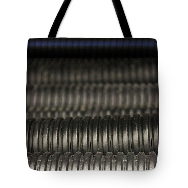 Corrugated Drain Pipe-deep Tote Bag