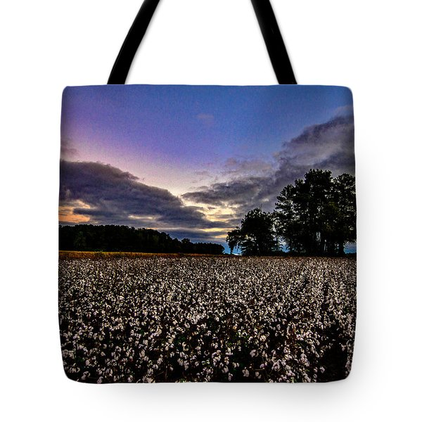 Cotton Patch  Tote Bag