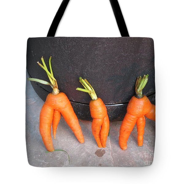 Couldn't Hold It Tote Bag
