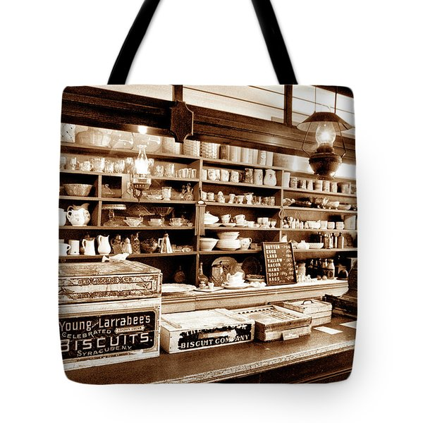 Country Biscuits Tote Bag