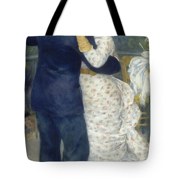 Country Dance Tote Bag