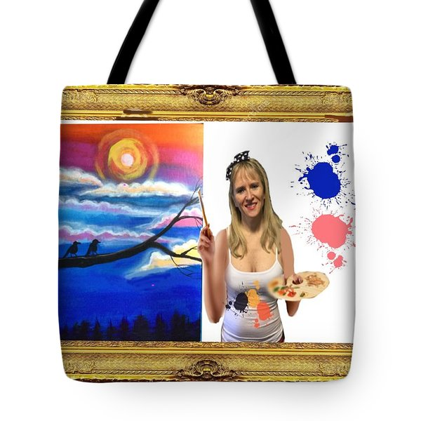 Cover Art For Gallery Tote Bag
