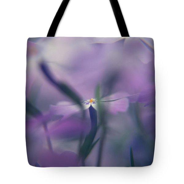 Creeping Phlox Tote Bag