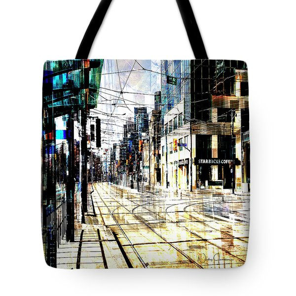 Crossing Spadina Tote Bag