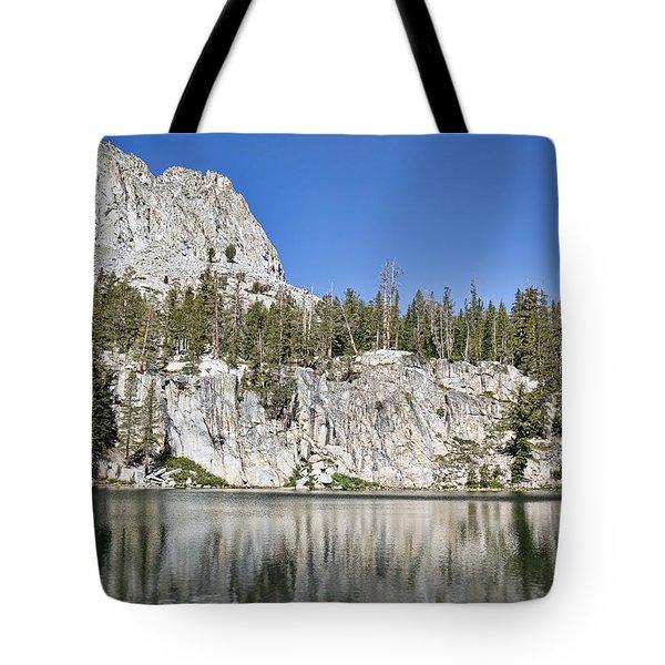 Crystal Crag Tote Bag by Kelley King