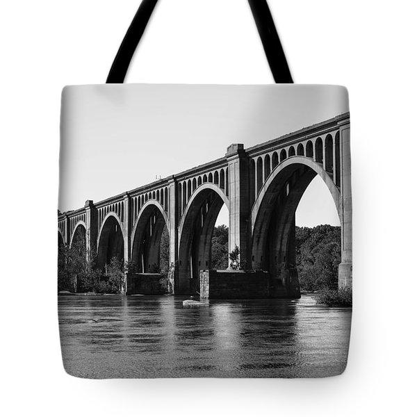 Csx A-line Bridge Tote Bag