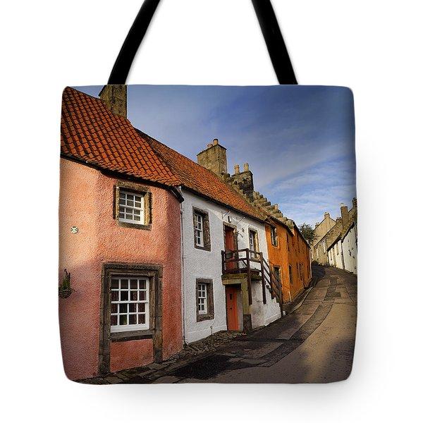 Culross Tote Bag by Jeremy Lavender Photography