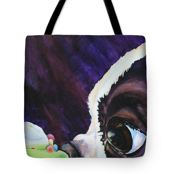 Cupcake Kid Tote Bag