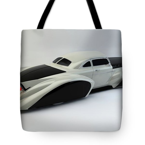 Tote Bag featuring the photograph Custom  Lead Sled by Louis Ferreira