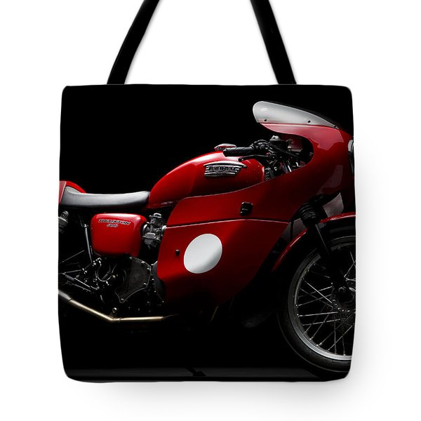 Custom Thruxton Tote Bag
