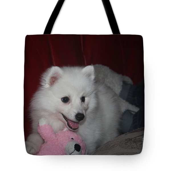 Tote Bag featuring the photograph Daisy by David Grant