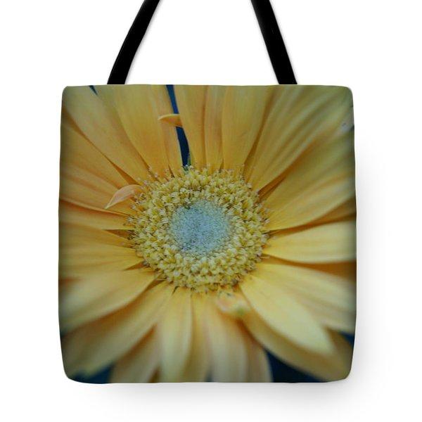 Daisy Tote Bag by Heidi Poulin