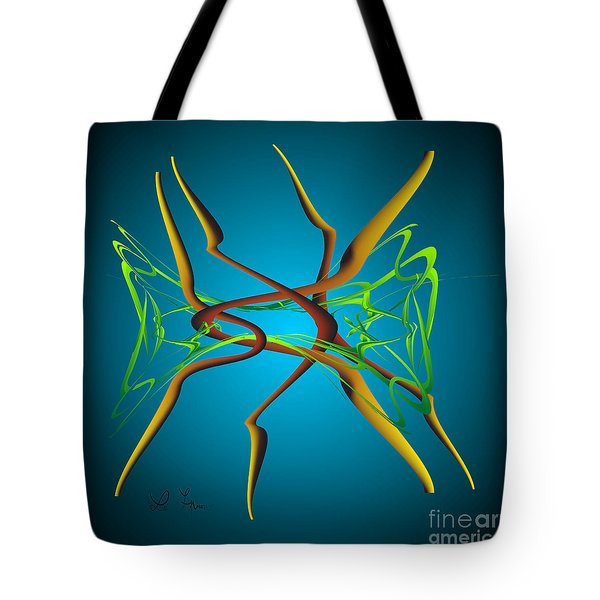 Dance Tote Bag by Leo Symon