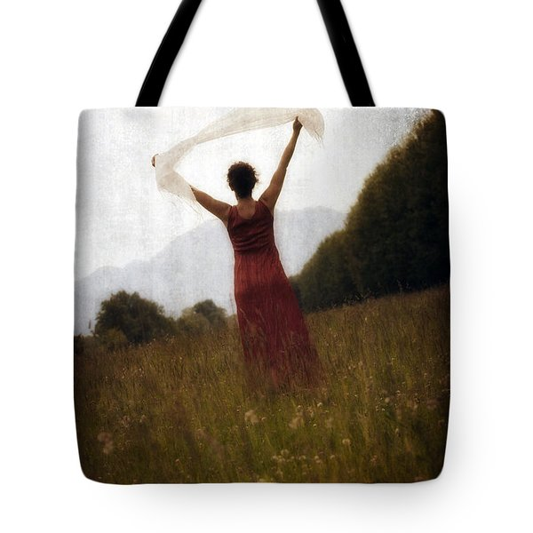 Dancing Tote Bag by Joana Kruse
