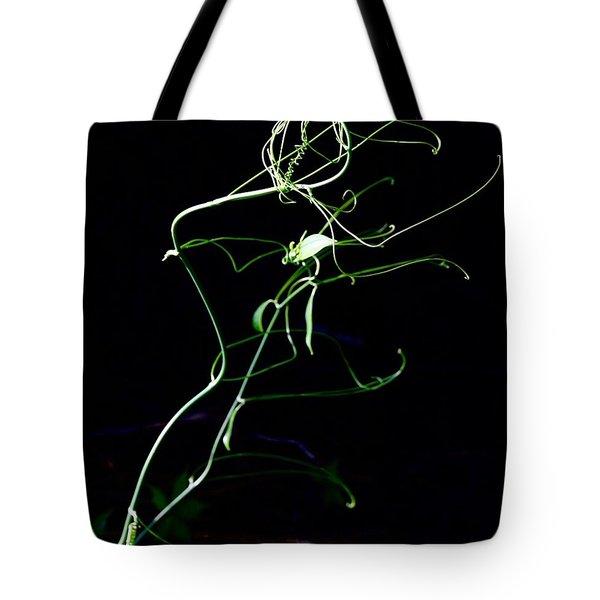 Dancing Vine Tote Bag