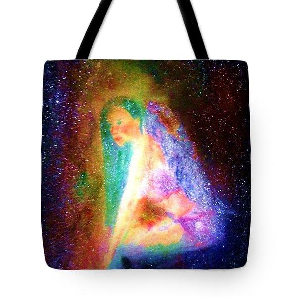 Dark Angle Tote Bag