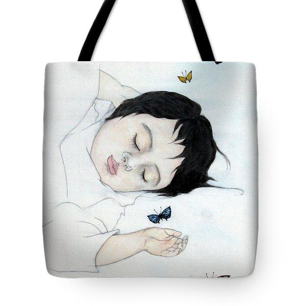 Metamorphosis Tote Bag