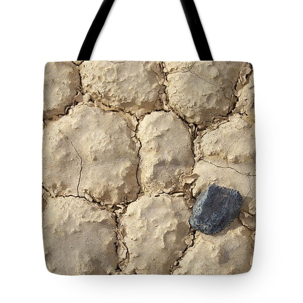 Death Valley Mud Tote Bag