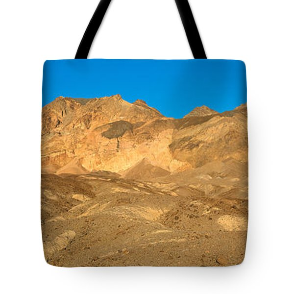 Death Valley National Monument Tote Bag
