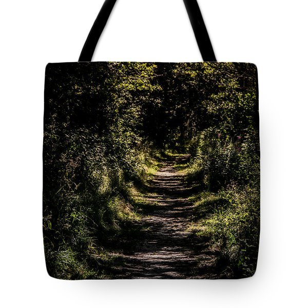 Deep Tote Bag by Odd Jeppesen