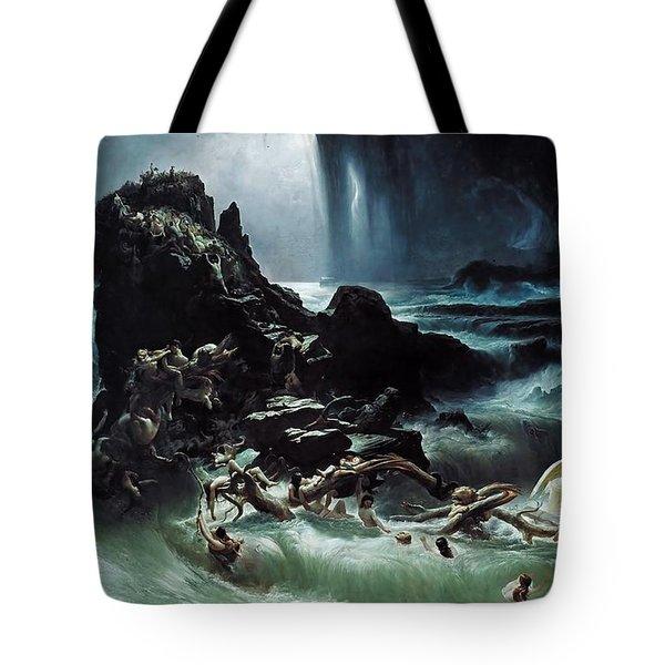 Deluge Tote Bag