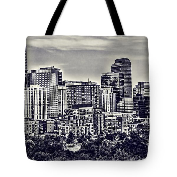 Denver Colorado Tote Bag
