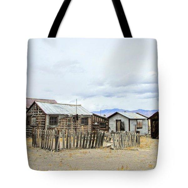 Desert Visions Tote Bag