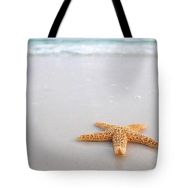 Destin Florida Miramar Beach Starfish Tote Bag