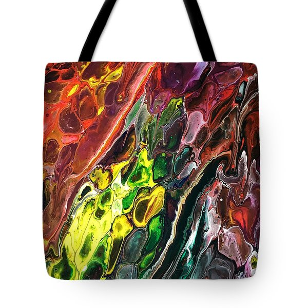 Detail Of Auto Body Paint Technician 2 Tote Bag