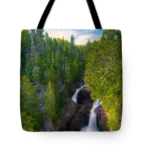 Devil's Kettle  Tote Bag