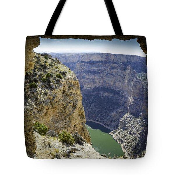 Devils Overlook Tote Bag