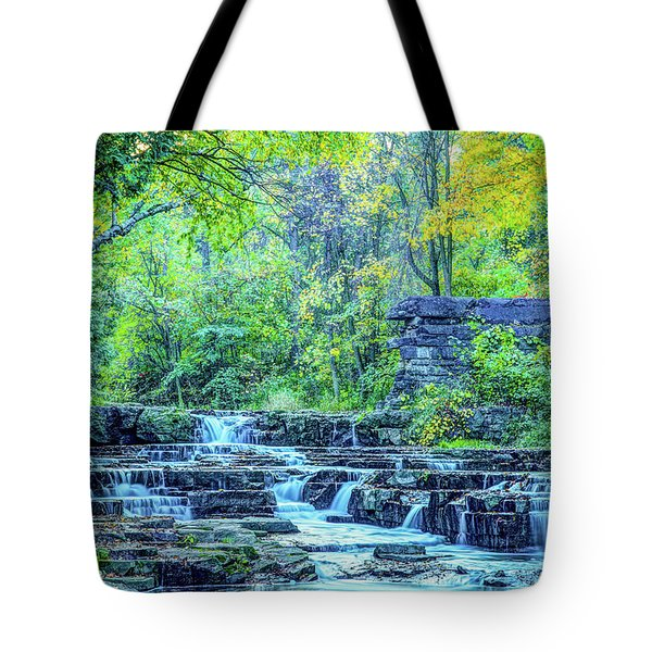 Devils River 2 Tote Bag
