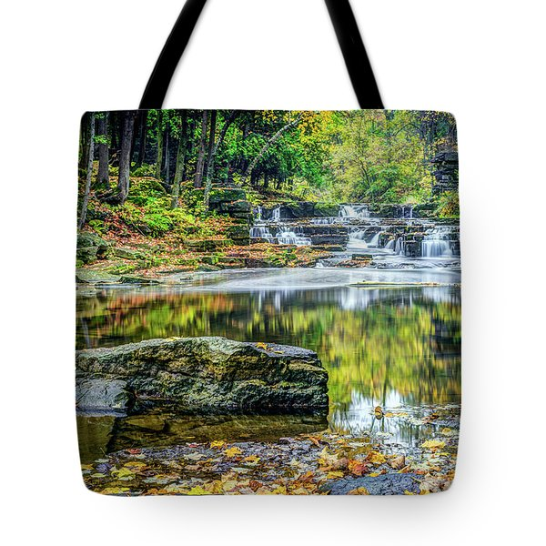 Devils River 3 Tote Bag