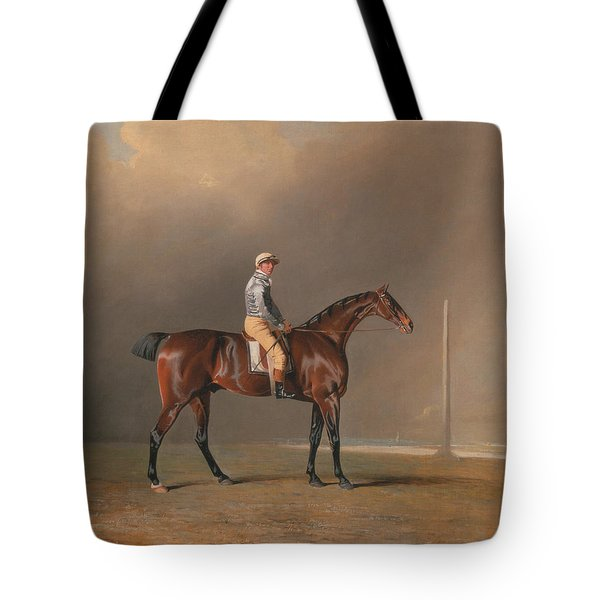 Diamond With Dennis Fitzpatrick Up Tote Bag
