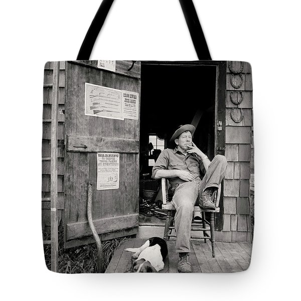 Dick And Muldoon Tote Bag