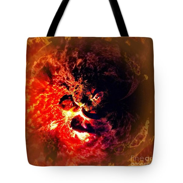 Do You See What I See Tote Bag by Blair Stuart