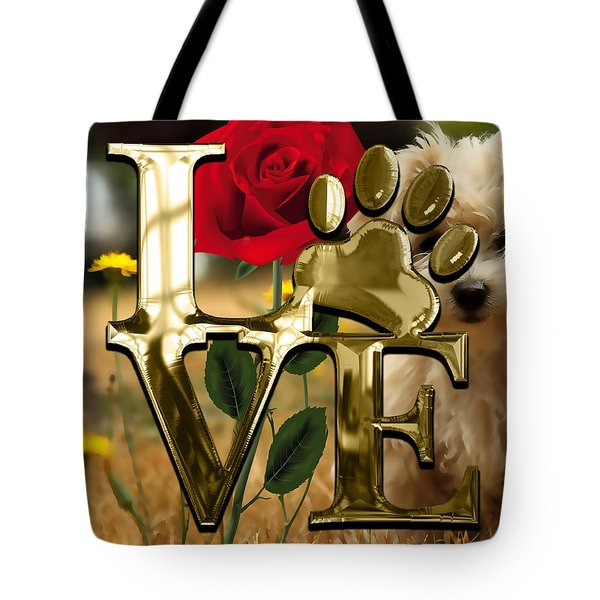 Dog Lover Collection  Tote Bag