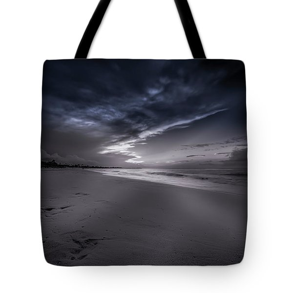 Dominicana Beach Tote Bag
