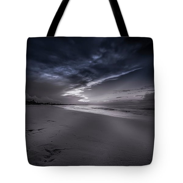 Dominicana Beach Tote Bag