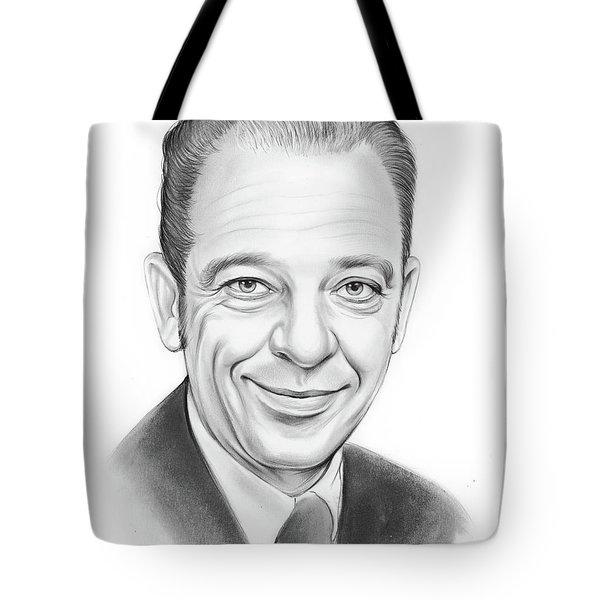 Don Knotts Tote Bag