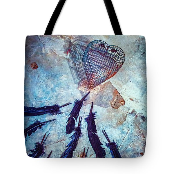 Don't Cage Me In Tote Bag