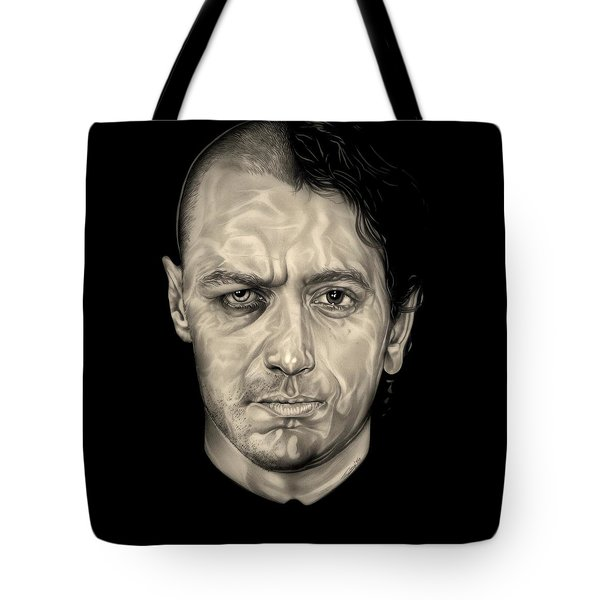 Double Jeopardy Tote Bag by Fred Larucci