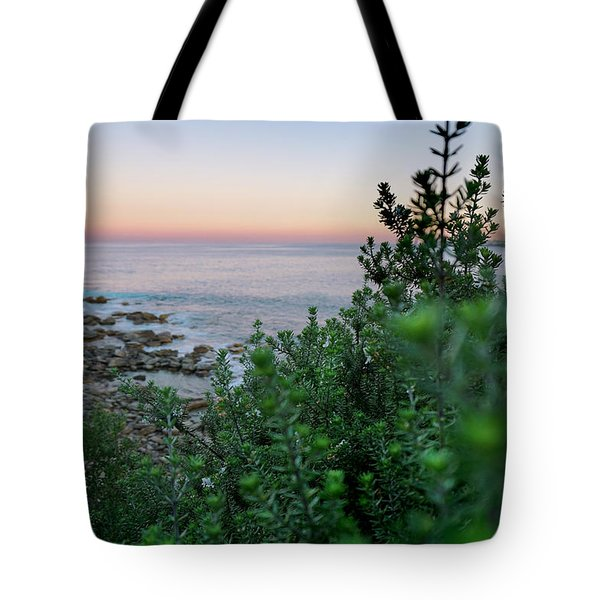 Down To The Water Tote Bag
