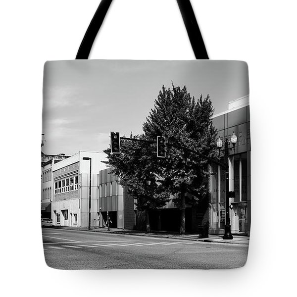 Downtown Huntington West Virginia Tote Bag by L O C