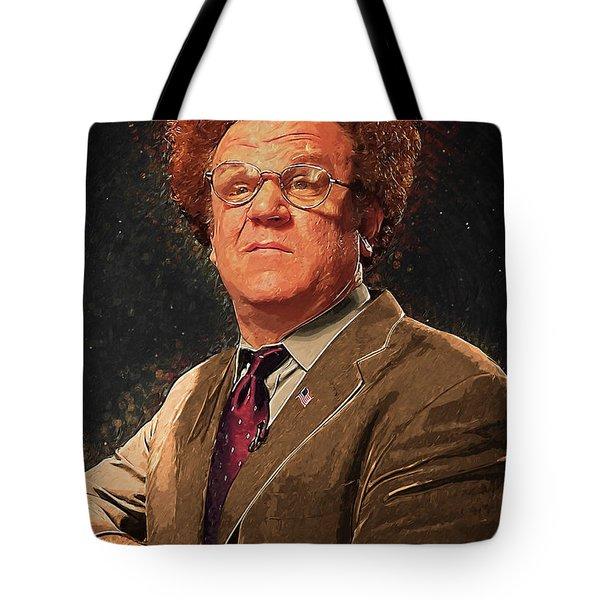 Dr Steve Brule Tote Bag