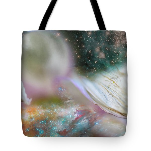 Dragon At The Ego Gate Tote Bag