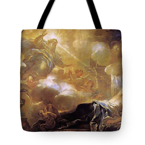 Dream Of Solomon Tote Bag
